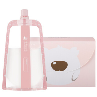 小白熊  09778 母乳储存袋 多功能储奶袋 果汁储存袋 150ML 30片装 *8件