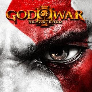 《战神3:重制版》PS4数字版中文游戏