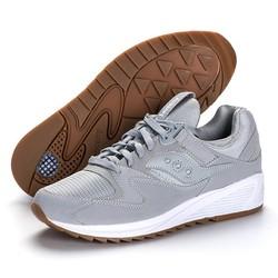 saucony 圣康尼 GRID 8500 男款复古跑鞋 *3双