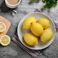 绿真 安岳黄柠檬 12个