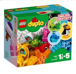 LEGO 乐高 得宝 DUPLO 10865 我的乐趣创意盒
