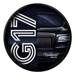 巴孚(BAFU)G17 黑色车专用盾牌晶蜡  拒绝褪色发哑 显黑漆镜面光泽