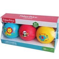 费雪Fisher-Price 玩具球 儿童运动球套装三合一 *5件