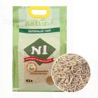 N1爱宠爱猫 玉米豆腐猫砂 2.0小颗粒 17.5L