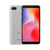 新品发售、15日10点:MI 小米 红米6 全网通智能手机