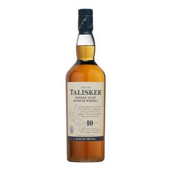 泰斯卡 洋酒 10年单一麦芽苏格兰威士忌 200ml *3件