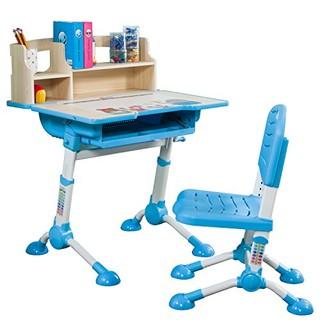 心家宜 儿童益智可升降学习桌椅组合套装 M_300R