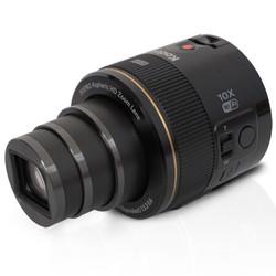 柯达SL10 镜头式数码相机 黑色