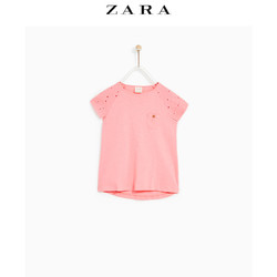 ZARA 07134120620 女童T 恤