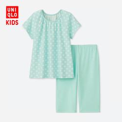 UNIQLO 优衣库 404328 儿童家居服