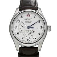 SEIKO 精工 Presage系列 SPB059J1 男士机械表