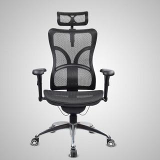 WantHome 享耀家 SL-F8 电脑椅 幻影黑