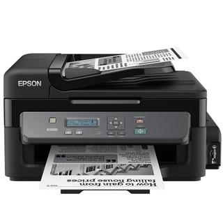 历史低价 : EPSON 爱普生 M201 黑白墨仓一体机(企业版)