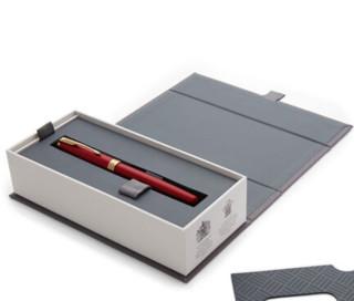 派克(PARKER)卓尔宝石红系列钢笔