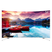 KONKA 康佳 B55UC 55英寸 曲面 4K液晶电视