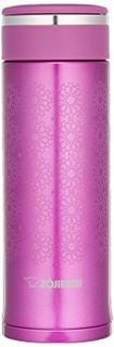 ZOJIRUSHI 象印 新款TUFF SM-EC30-VC不锈钢真空保温杯 轻巧300ml 紫色