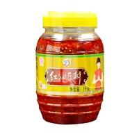 恒星 红油豆瓣酱 罐装1kg *2件