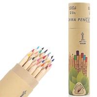 中华 油性彩色铅笔 24色装
