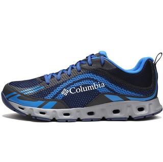 【经典款】Columbia哥伦比亚户外男款轻盈缓震溯溪鞋DM2073 023 41.5 (灰红、41.5)