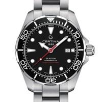 CERTINA 雪铁纳 DS Action Diver C032.407.11.051.00 男士机械腕表