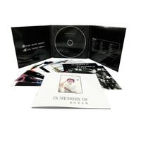 《追忆黄家驹》限量精装版CD 铁盒