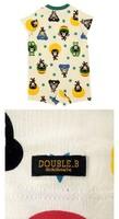 MIKIHOUSE Double B 変身B君☆短连衣裤 日本制造
