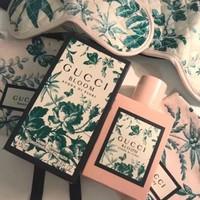 GUCCI 古驰 bloom 绿色繁花之水 淡香水