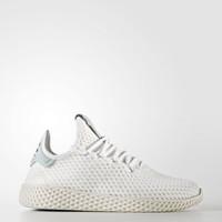 限尺码:adidas 阿迪达斯×Pharrell Williams Tennis Hu 大童款 休闲运动鞋