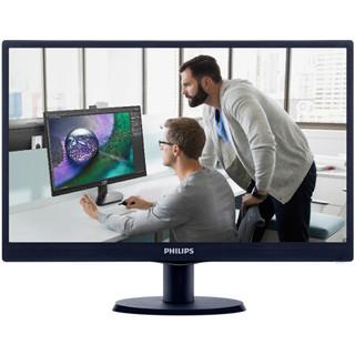 飞利浦19.5英寸 TN面板 电脑液晶显示器203V5LSU2