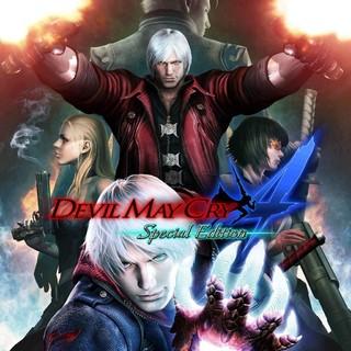 《鬼泣4:特别版》PC数字版游戏