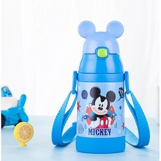 京东PLUS会员 : Disney 迪士尼 WD8 8宝宝吸管保温杯 280ml *2件