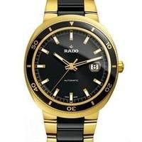 值友专享:RADO 雷达 D-Star 200 帝星系列 R15961162 男士机械腕表