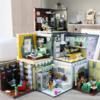 星堡积木 家居系列 XB-01401 家居装潢6合1 拼装积木玩具模型 189元