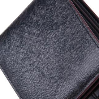 COACH 蔻驰 F25519 N3A 男士短款钱包