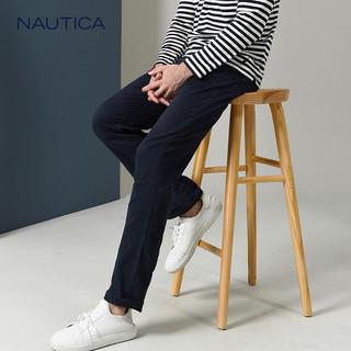 NAUTICA 诺帝卡 NAP73004 男士休闲裤