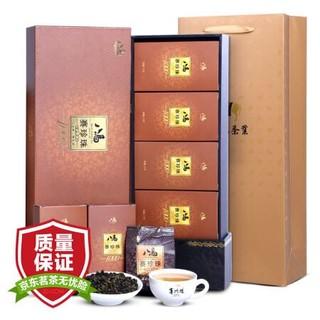 八马茶业  乌龙茶 特级安溪浓香型铁观音 赛珍珠1000 礼盒装 133g *2件