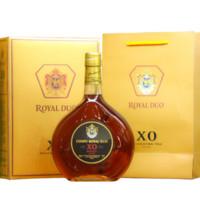 ROYAL BEER 皇家啤酒 ROYAL 卡普皇家金爵 XO 白兰地礼盒装 40度 700ml