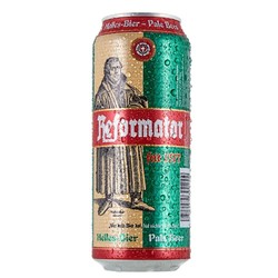 Reformator 马汀路德 黄啤酒 500ml*24听 *2件