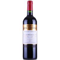 海外直采 法国进口 波尔多玛歌产区 贝卡塔纳庄园干红葡萄酒 2013年 750ml