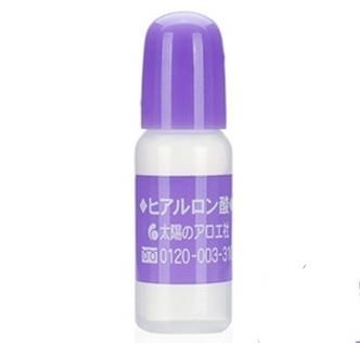 日本进口 太阳社 玻尿酸原液 10ml (保湿锁水 深层补水 保湿精华液 紧致收缩透明质酸)