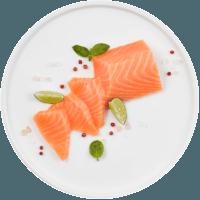 Icefresh 丹麦三文鱼 精品中段刺身 260g *3件
