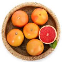 PLUS会员:京觅 南非进口红西柚 一级中果 6粒装 单果重约250-300g