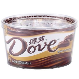 Dove 德芙 巧克力 礼盒装  588g