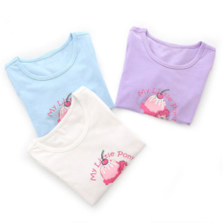 My Little Pony 小马宝莉 女童短袖T恤