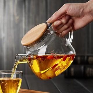 美斯尼 耐热玻璃茶壶 1000ml