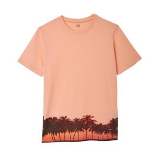 LA REDOUTE 乐都特 女士印花短袖T恤