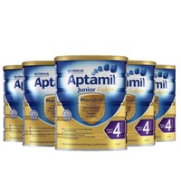 Aptamil 爱他美 金装 婴儿奶粉 4段 900g *6件