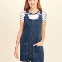 Hollister 172730-1 女式背带裙 *3件