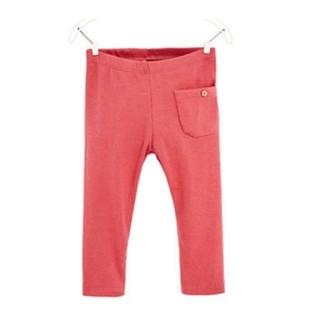 ZARA 03336509671 女婴口袋罗纹打底裤