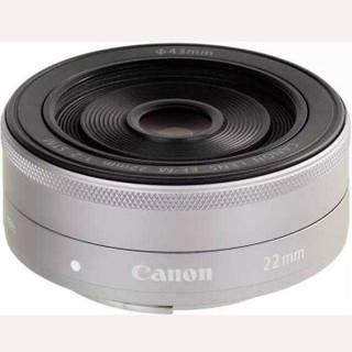 Canon 佳能 EF-M 22mm F2 STM 定焦镜头